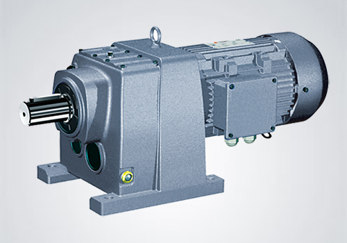 MD Helical Gear Reducer